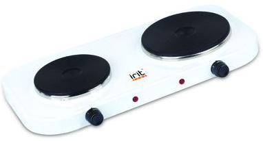 Электроплитка Irit IR-8220 белый электроплитка tristar kp 6245 белый