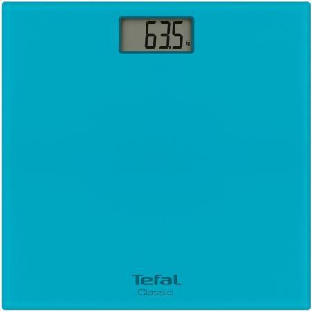 Весы напольные Tefal PP1133V0 голубой весы напольные tefal pp1145