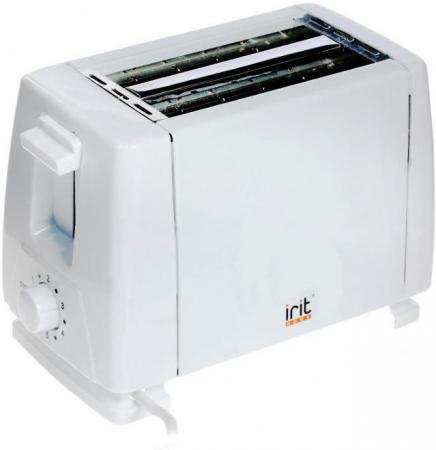 Тостер Irit IR-5100 белый отпариватель irit ir 2304 800вт белый синий