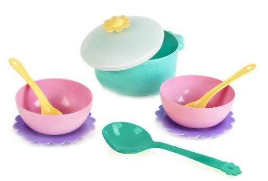 Набор посуды Mary Poppins Бабочка 39321 набор губок для посуды бабочка mini