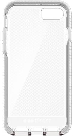 Чехол Tech21 Evo Check T21-5330 для iPhone 7 белый прозрачный чехол для iphone tech21 t21 5094 clear grey