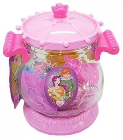 Набор посуды Shantou Gepai 3306B в баночке чайные принадлежности fan work geming
