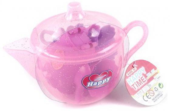 Чайный набор Shantou Gepai Happy Time KF688-14 набор аксессуаров для девочки shantou gepai happy girl 542 4