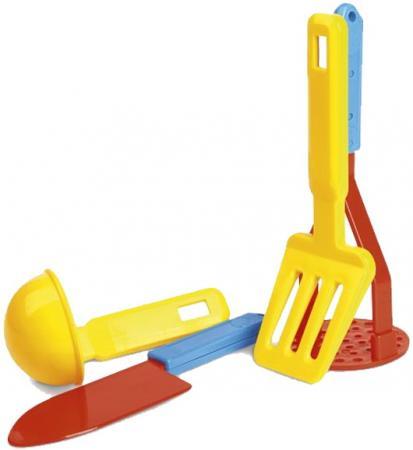 Кухонный набор Огонек С-238 винтовой нож для картофеля