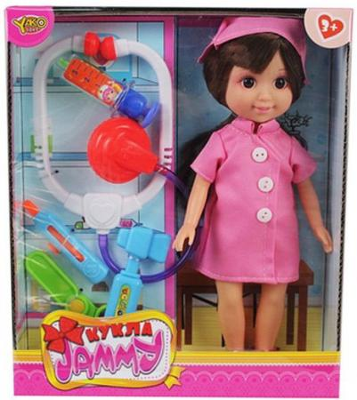 Кукла Shantou Gepai Джемми с набором доктора, кор. M6333