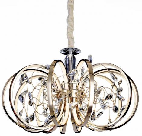 Подвесной светодиодный светильник ST Luce SL923.203.12 подвесной светодиодный светильник st luce sl957 102 06