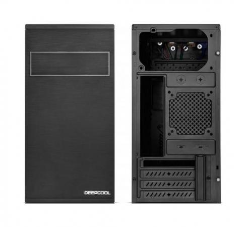 Корпус microATX Deepcool Frame Без БП чёрный DP-MATX-DPFRAME бп atx 480 вт deepcool explorer de480