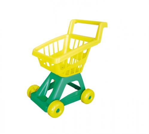 купить Тележка Совтехстром Тележка для супермаркета 4607056794677 по цене 350 рублей