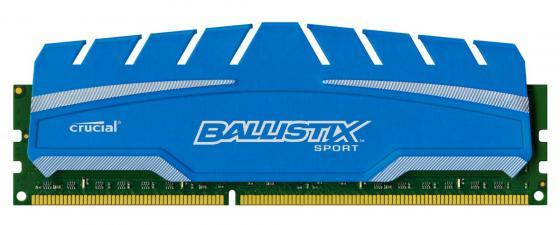 Оперативная память 4Gb PC3-12800 1600MHz DDR3 DIMM Crucial BLS4G3D169DS3J