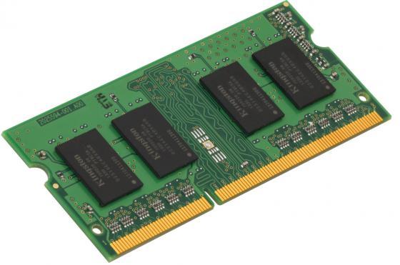 Оперативная память для ноутбуков SO-DDR4 4Gb PC19200 2400MHz Kingston KVR24S17S8/4 оперативная память для ноутбуков so ddr4 8gb pc17000 2133mhz kingston kvr21s15s8 8