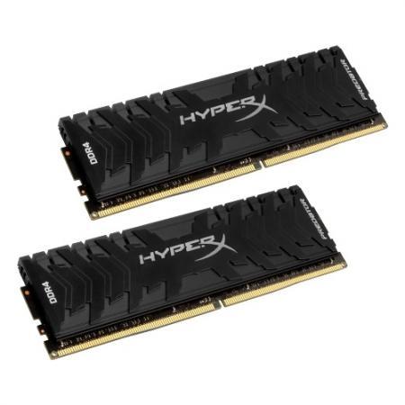цена на Оперативная память 8Gb (2x4Gb) PC4-24000 3000MHz DDR4 DIMM CL15 Kingston HX430C15PB3K2/8