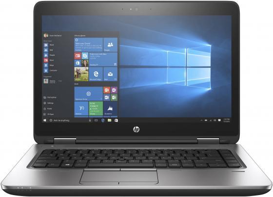 Ультрабук HP Probook 640 G3 14 1366x768 Intel Core i3-7100U 500 Gb 4Gb Wi-Fi Intel HD Graphics 620 4096 Мб черный Windows 10 Professional Z2W27EA new intel core i3 7100u i5 7200u fanless intel skylake mini pc intel hd graphics 620 4k hdmi vga usb3 0 sd card desktop computer