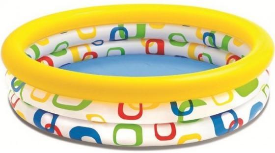 Надувной бассейн Intex Забавные мячики 59419NP