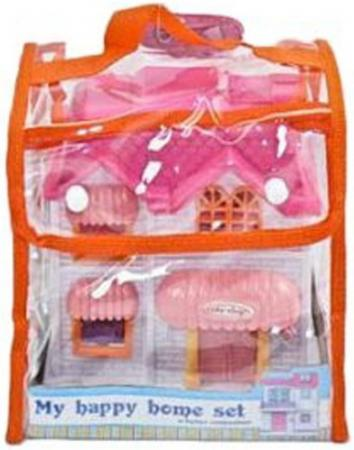 Дом для кукол Shantou Gepai My Happy Home 8737 замок для кукол shantou gepai my dreamy