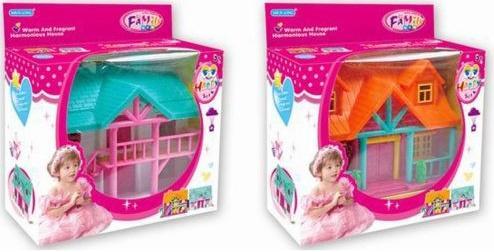 Дом для кукол Shantou Gepai Коттедж SL32524-2 в ассортименте куплю дом или коттедж в солотче