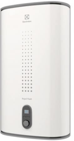 все цены на Водонагреватель накопительный Electrolux EWH 100 Royal Flash 100л 2кВт белый онлайн