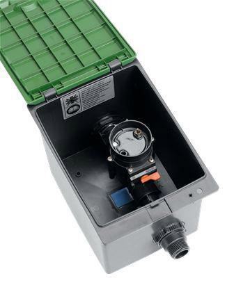Коробка Gardena V1 01254-29.000.00 коробка для клапана gardena v1 01254 29 000 00