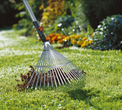 Грабли садовые Gardena 03022-20.000.00 грабли садовые стандарт