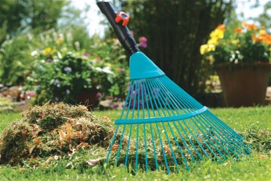 Грабли садовые Gardena 03100-20.000.00 грабли садовые стандарт