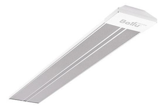 Инфракрасный обогреватель BALLU BIH-AP4-0.8-W 800 Вт серый инфракрасный обогреватель ballu bih ap4 1 0 1000 вт термостат серый