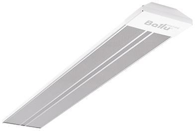 Инфракрасный обогреватель BALLU BIH-AP4-1.0-W 1000 Вт белый инфракрасный обогреватель ballu bih ap4 1 0 1000 вт термостат серый