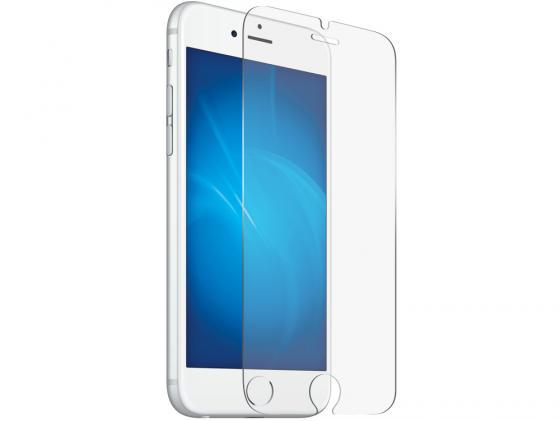 все цены на  Защитное стекло прозрачная DF iSteel-14 для iPhone 7 Plus 0.33 мм  онлайн