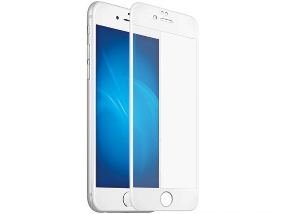 Защитное стекло сверхтонкая DF iColor-08 для iPhone 7 Plus 0.33 мм аксессуар закаленное стекло df full screen для iphone 7 plus 8 plus icolor 16 white