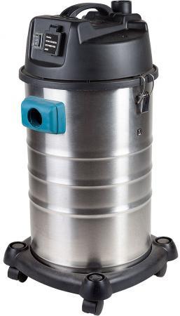Промышленный пылесос BORT BSS-1230 сухая влажная уборка серебристый промышленный пылесос bort bss 36 li 98293425
