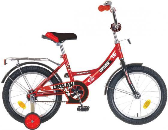"""Велосипед двухколёсный Novatrack URBAN 20"""" 20"""" красный"""