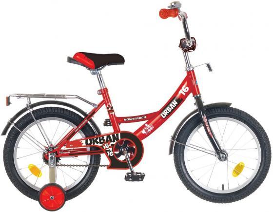 """Велосипед двухколёсный Novatrack Urban 12"""" красный  124URBAN.RD6"""