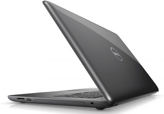 "Ноутбук DELL Inspiron 5567 15.6"" 1366x768 Intel Core i3-6006U 1 Tb 4Gb Radeon R7 M440 2048 Мб черный Linux 5567-7881"