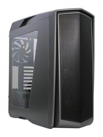 все цены на  Корпус ATX SilverStone Primera Без БП чёрный SST-PM01TR-W  онлайн
