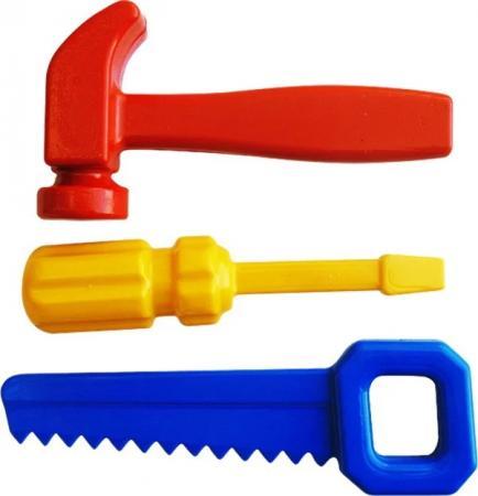 Игровой набор Игрушкин Плотник 3 предмета в ассортименте набор аккумуляторных инструментов stomer 3 предмета