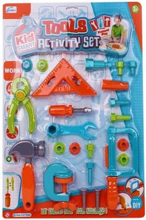 Набор инструментов Shantou Gepai 24 предмета KM-139A набор инструментов shantou gepai мамин помощник 14 предметов km 138b