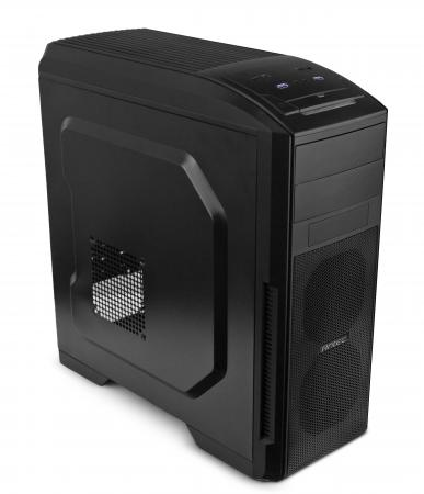 Корпус ATX ANTEC GX500 Без БП чёрный 0-761345-15500-7 цена