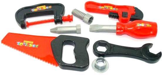 Набор инструментов Shantou Gepai 638-1B 8 предметов