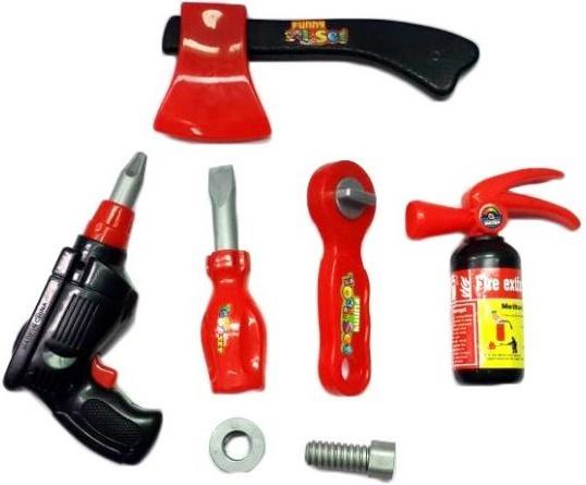 Набор инструментов Shantou Gepai 638-13A 7 предметов цена 2017