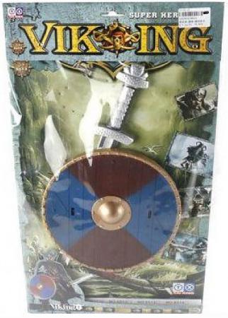 Набор Shantou Gepai Оружие викинга 8511 оружие shantou gepai overlord золотистый 36b 1