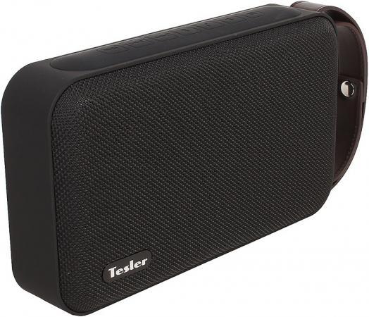 Портативная акустикаTesler PSS-880 черный портативная колонка tesler pss 555