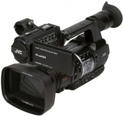 Цифровая видеокамера JVC JY-HM360E