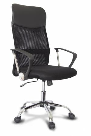 все цены на Кресло руководителя College XH-6101 черный онлайн