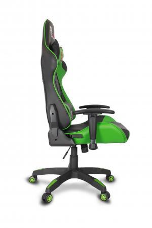 цены Кресло руководителя College CLG-801LXH (XH-8062) черно-зеленый