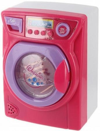 Стиральная машина Shantou Gepai Lots of Fun со звуком и светом в ассортименте 612