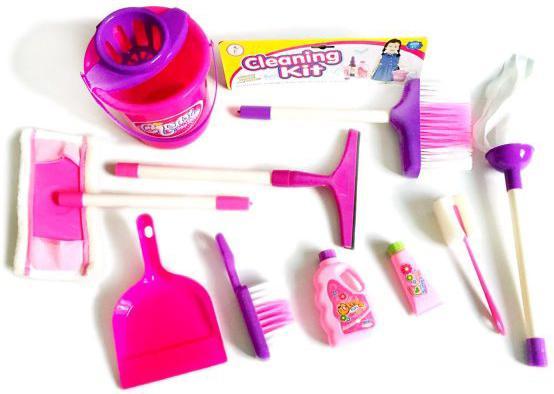 Набор для уборки Shantou Gepai 979-20 10 предметов набор для уборки shantou gepai cleaner 12 предметов 2092