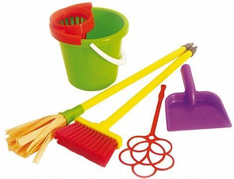 Фото - Игровой набор Совтехстром Золушка №2 6 предметов у746 игровой набор для девочки совтехстром золушка 4
