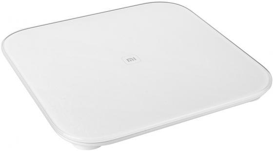 Весы напольные Xiaomi Mi Smart Scale белый