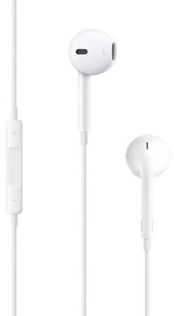 Гарнитура Apple EarPods MNHF2ZM/A белый apple earpods md827zm a