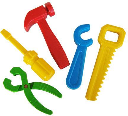 купить Игровой набор Игрушкин Маленький умелец 22122 5 предметов в ассортименте по цене 125 рублей