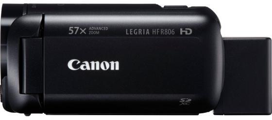 Цифровая видеокамера Canon Legria HF R806 черный