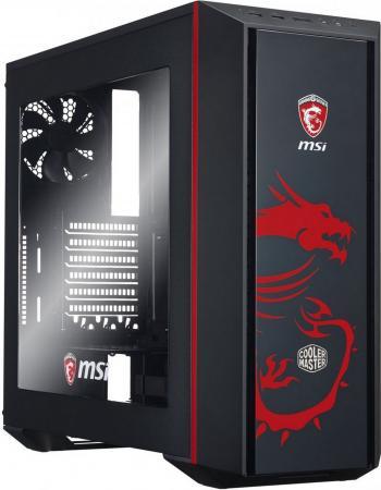 Корпус ATX Cooler Master MasterBox 5 MSI Edition Без БП чёрный MCX-B5S2-KWNN-03-MI корпус miditower atx w o psu mcb e500lka5ns01 cooler master